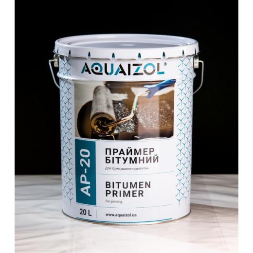 Праймер битумний Aquaizol АМ-20 (відро 20 л)