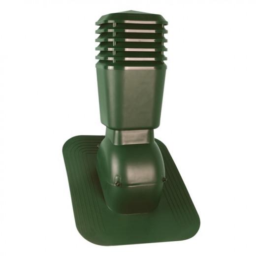 Вентиляційний вихід «Мастервент» зелений