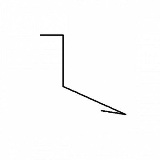 Планка ПП-1 червона