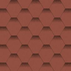 Битумная черепица «Мозаїка» «Червоний мак»