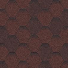 Битумная черепица «Мозаїка» «Червона мікс»