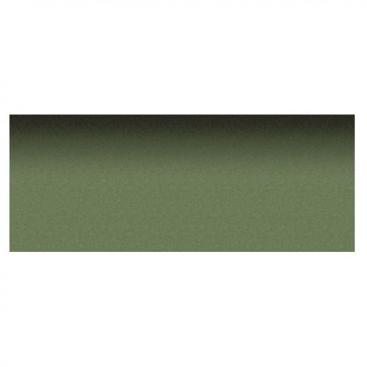 Коньково-карнизна плитка  Зелена